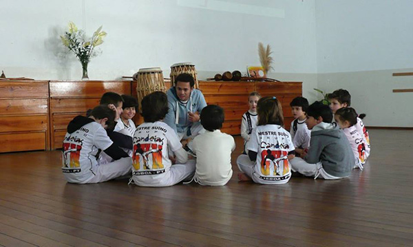 capoeira infantil valencia